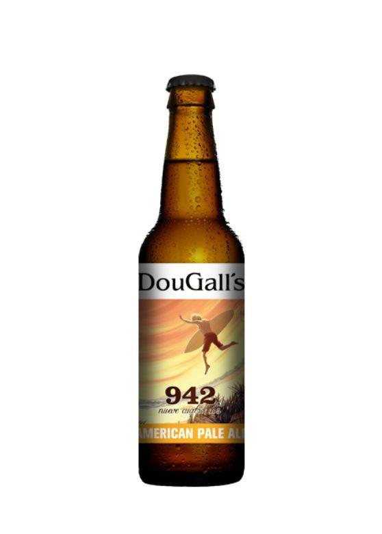 Dougall´s 942 AMERICAN Pale Ale (caja de 12)