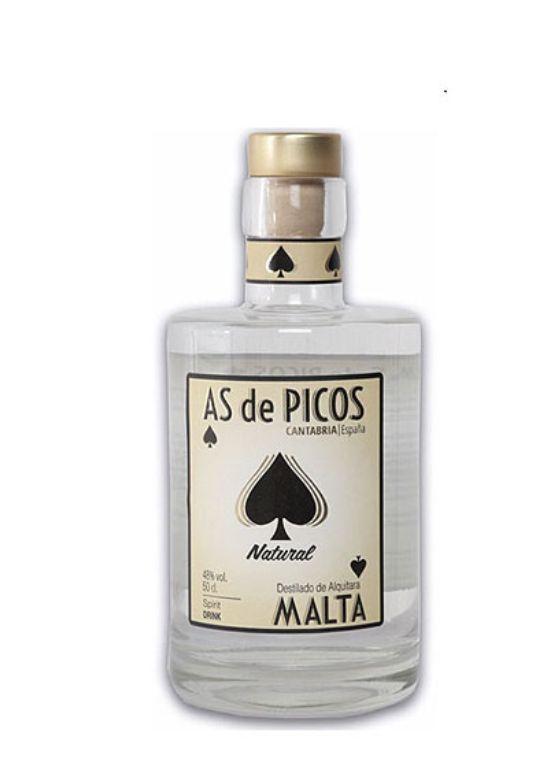 MALTA DE PICOS (WHISKY BLANCO)